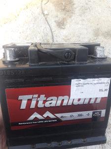 Akumulator 45 ah kao nov