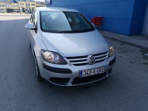 Volkswagen Golf registrovan klima.