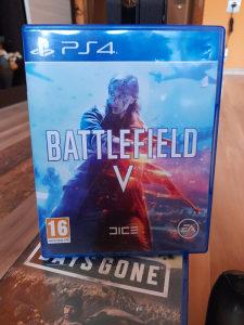 BATTLEFIELD V PS4 IGRA