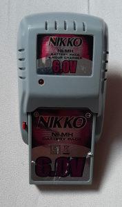 NIKKO RC  punjac i baterija 6.0 V