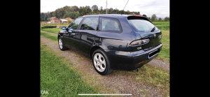 Alu felge 5x98 R 16 Alfa Romeo 147 ,156