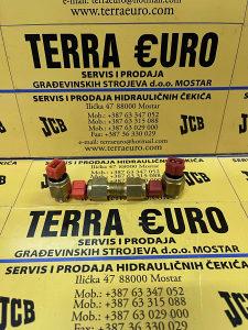 JCB INDIKATOR TEMPERATURE 701/37400