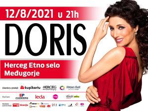 Karte za koncert Doris Dragović