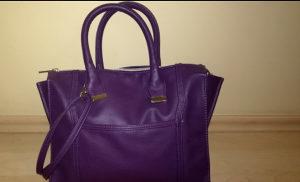 Oriflame torba lilac