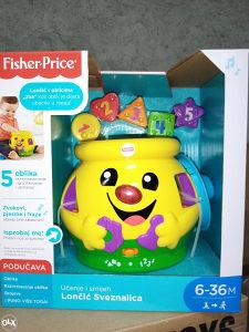 Fisher Price - Lončić sveznalica - Novo!