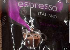 Kafa espresso Lavazza