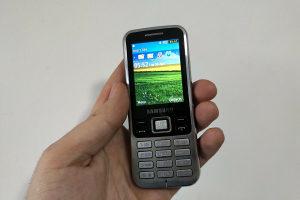 Samsung C3322 Duos Dual Sim