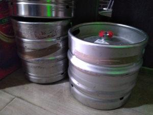 Pivsko bure inox