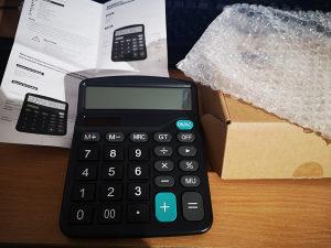 Kalkulator digitron