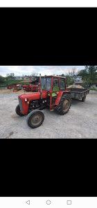 Traktor IMT 539 Sa Prikolicom