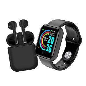 Pametni sat D20 i Bluetooth bežične slušalice Inpods 12