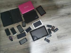 Laptopi tableti telefoni sve sa slike 400km