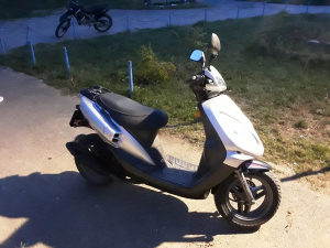 Motocikli  skuter motori