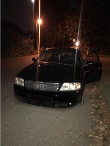 Audi A6 DSG 2001