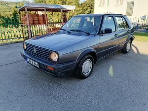 VW Golf 2 1.6 Turbo Dizel 44 kw Fabricko stanje