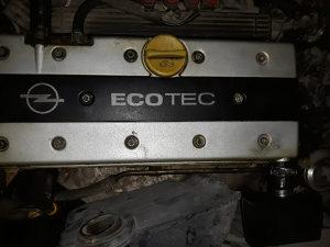 Motor vectra b 2.0 16v