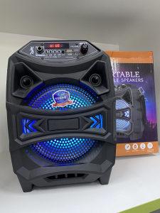 Bluetooth zvucnik 200W gratis mikrofon