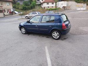 RENO CLIO 1.4 BENZIN 72KW 2001g.