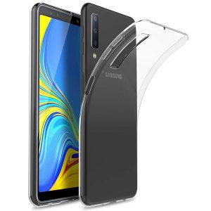 Silikonska maska Samsung A7 2018 providna