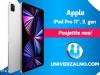 """Apple iPad Pro WiFi 256GB 11"""" (3. gen, model 2021)"""