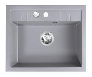 Sudoper 58x48cm Mezzo, sivi - više boja