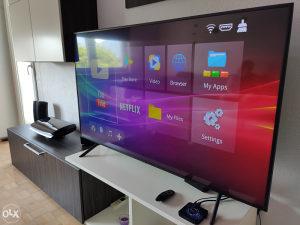 Android TV Box 4GB RAM,32GB,4K (Besplatni kanali)