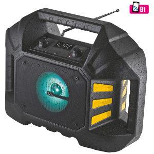 SAL Zvučnik bežični, Bluetooth , multimedijalni, IPX5,B