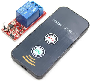 Arduino relay infrared sa daljinskim relej