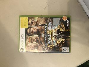 Legend of wrestlemania Xbox 360