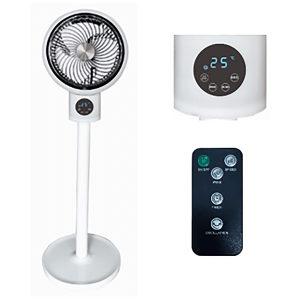 home Ventilator sa postoljem, daljinski upravljač, 50 W