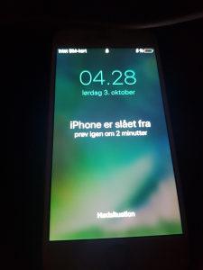 Iphone 6 icloud zaključan