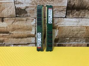 Ram Kingston 16GB ( 2x 8 ) DDR3 za racunar / pc / desktop