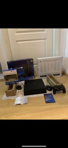 PS4 PRO 1TB 4K 1Dzojstik Playstation 4 Play Station