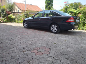 Mercedes Benz C200 CDI Automatik