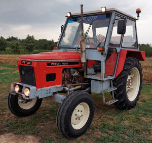 Traktor Zetor 4911 Servo Volan,aut.kuka,sve 4 nove gume