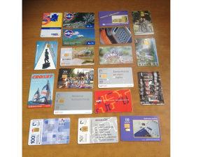 SET Telefonskih kartica