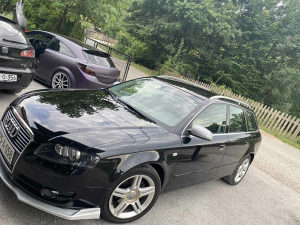 Audi A4 QUATTRO 3xS-line