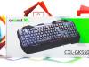 Gaming mehanička tipkovnica Connect XL CXL-GK550