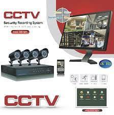 Videonadzor profi - Set od 4 kamere CCTV - kamera