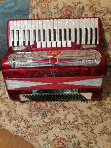 Harmonika Artigiana 120 bas