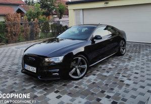 Audi A5 2.7 3xS-Line MOGUCA JE ZAMJENA