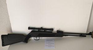 Vazdusna zracna puska Kandar 4,5mm Novo. 305m/s