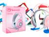 Gaming slušalice Marvo HG8936 LED roze