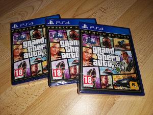 GTA V Premium Edition (PS4)