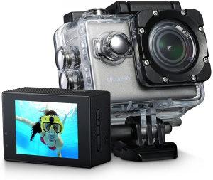 Akciona Kamera Vitin UHD 4K 20MP s Sony IMX117