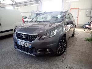 USKORO; Peugeot 2008 1.6 HDi 100 Allure / Facelift