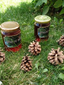 Prodaja domaceg borovog meda