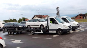 Transport vozila iz EU / Prevoz auta iz EU