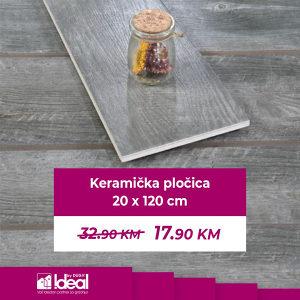 Keramicke plocice 20x120