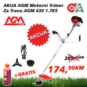AGM Motorni Trimer Za Travu AGM 430 1.7KS ***AKCIJA***